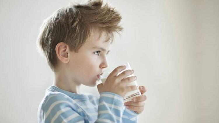 Çocuklarda inek sütü alerjisine dikkat!
