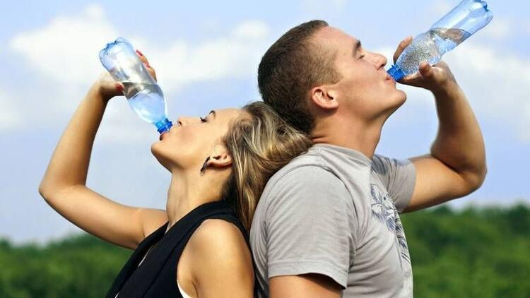 Yaz aylarında sıvı ihtiyacı nasıl giderilebilir?