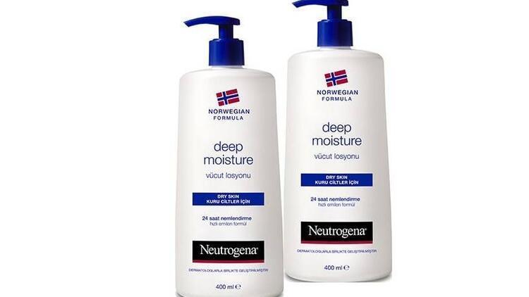 Neutrogena ile güneş sonrası cilde yoğun bakım!