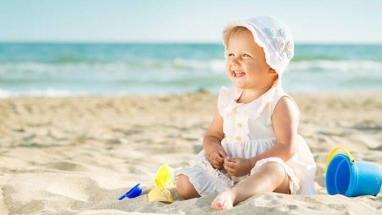 Sıcak havada bebeğin cilt bakımı nasıl olmalı?