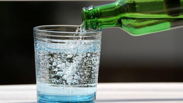 Soda ile maden suyu arasında ne fark var?