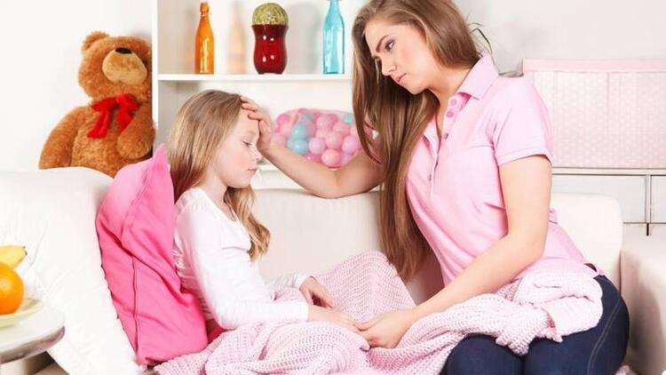 Çocukları enfeksiyondan korumanın yolları