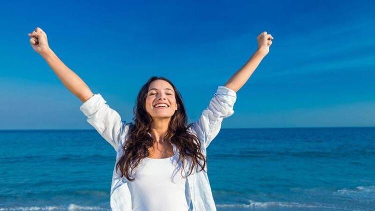 10 adımda mutluluk