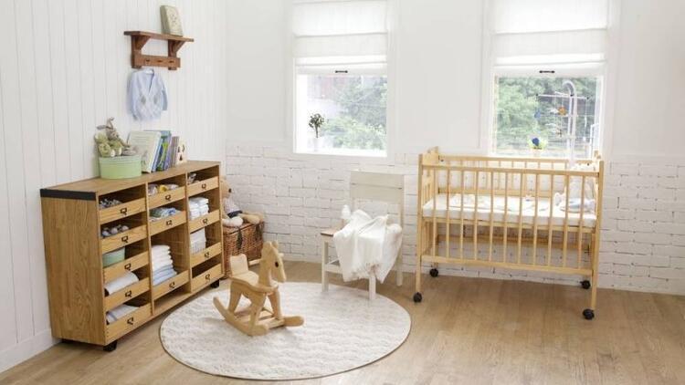 Yazın bebek odasında nasıl değişiklikler yapılmalı?