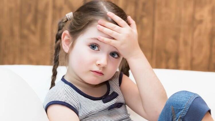 Çocuklardaki migren daha tehlikeli