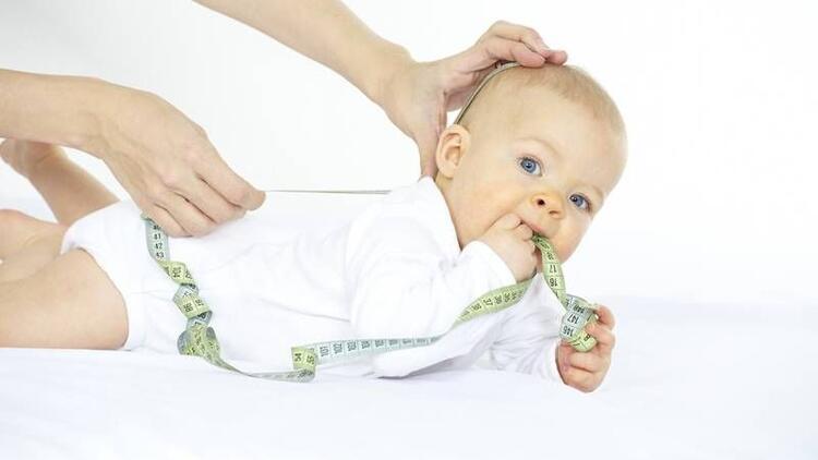 Bebeğinizin ayına göre kilosu ve boyu normal mi?