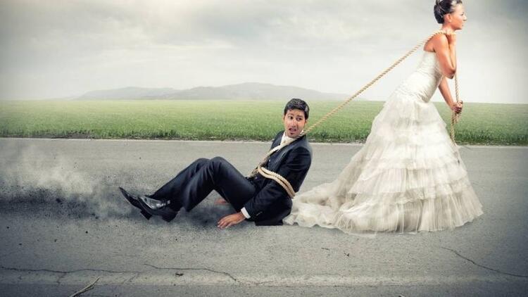 Siz de evlilik korkusu yaşıyor musunuz?
