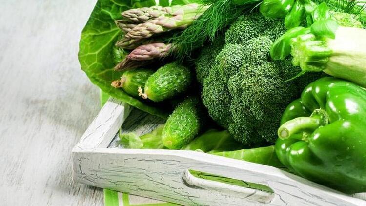 Yeşil besinlerin sağlığımız için önemi nedir?