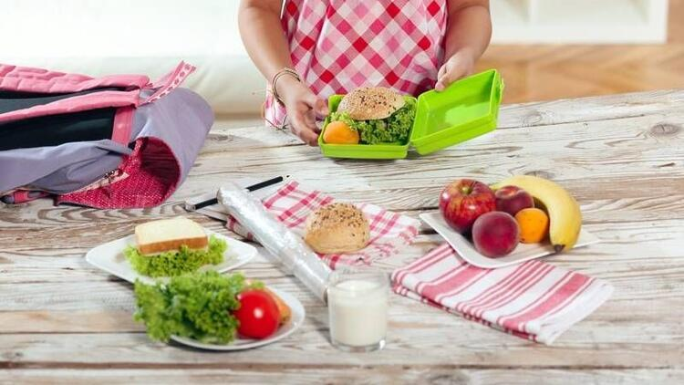 Sağlıklı beslenme çantasında neler olmalı?