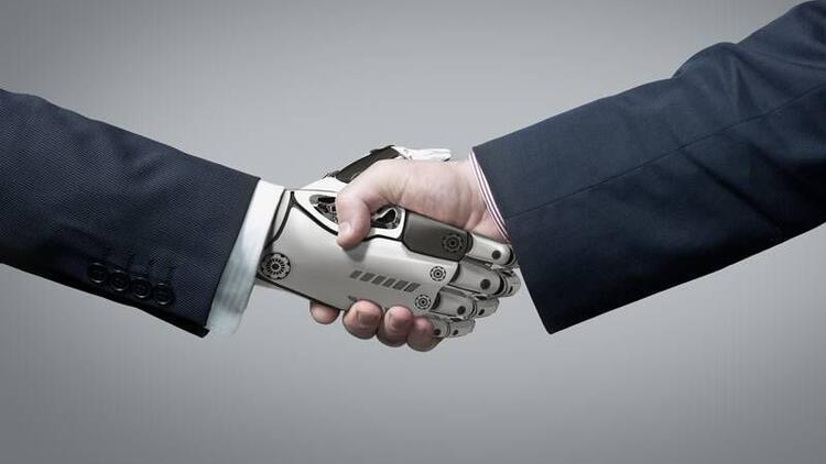 Dokunma hissi veren robot el yapıldı