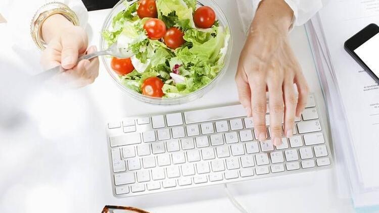 Çalışanlar için 6 adımda sağlıklı beslenme