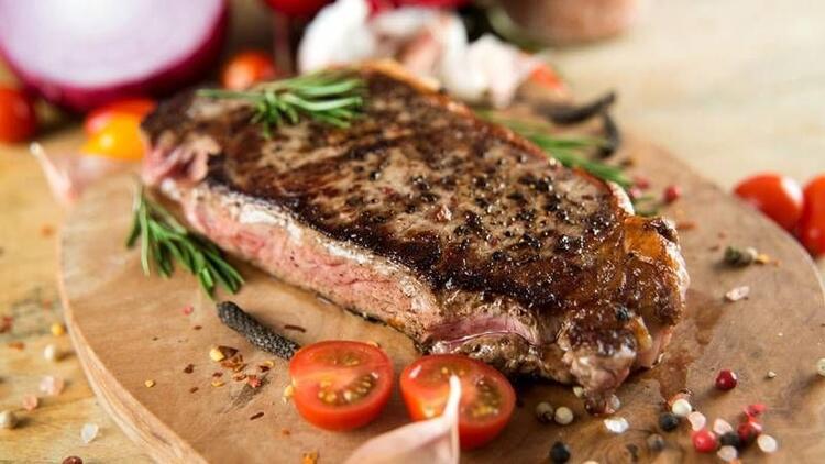 Kırmızı et tüketiminde aşırıya kaçmayın!