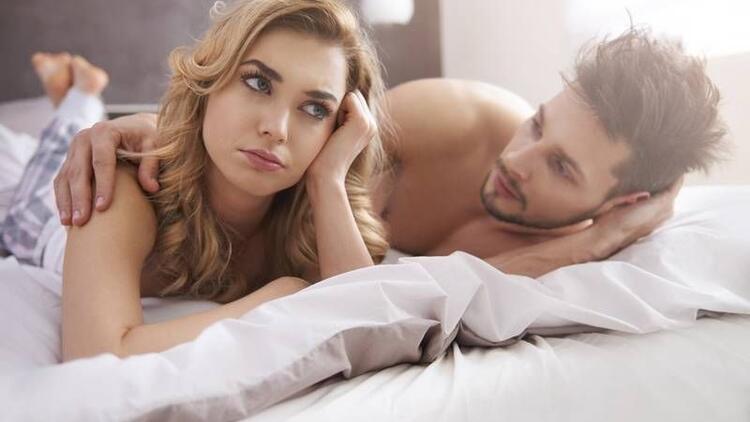Cinsel işlev bozukluğu: Vajinismus