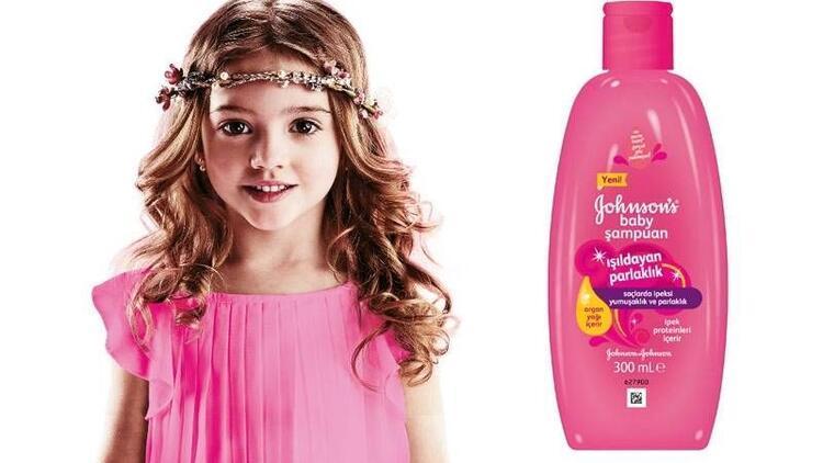 Çocuğunuzun saçları prensesler gibi parıldasın!