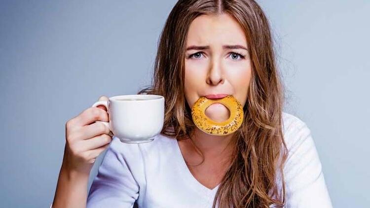Stresli anlarda ne yemeliyiz?