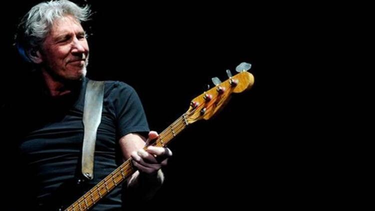 Pink Floyd'un kurucusu İstanbul'a geliyor