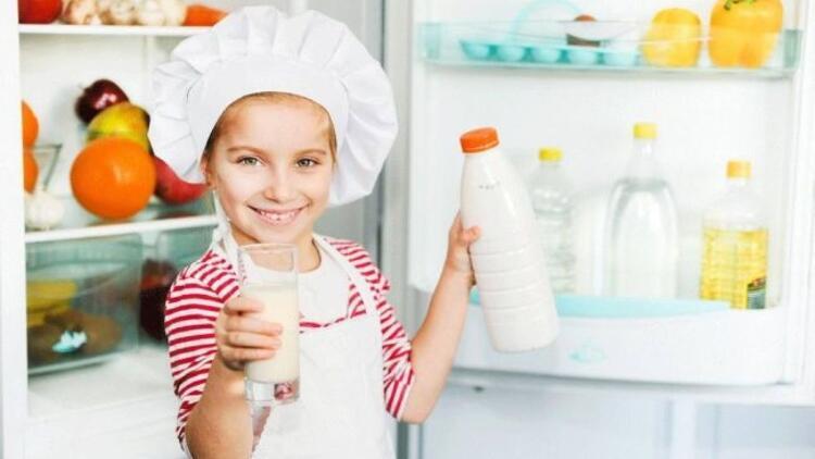 Tatilde çocuk için sağlıklı menü şart!