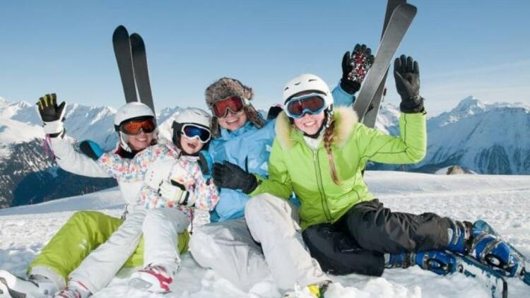 Sömestir tatilini bol kayaklı geçirin!