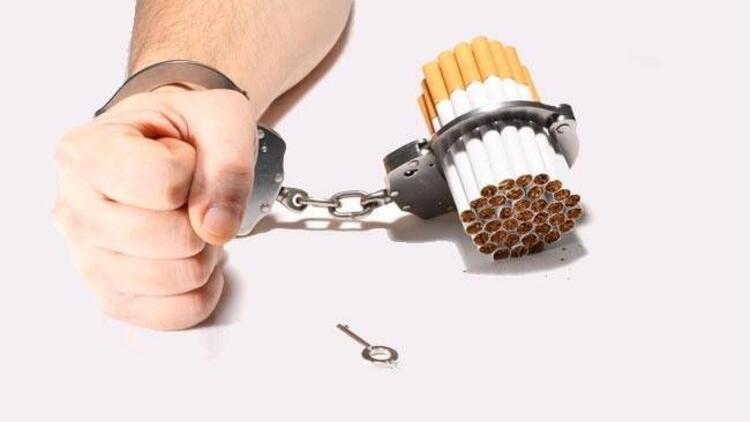 Sigarayı bırakmak için 3 hafta direnin