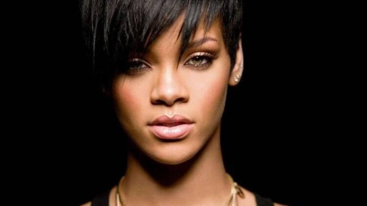 Rihanna İstanbul'da!