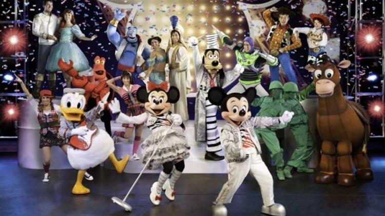 Mickey'nin Müzik Festivali yeniden İstanbul'da!