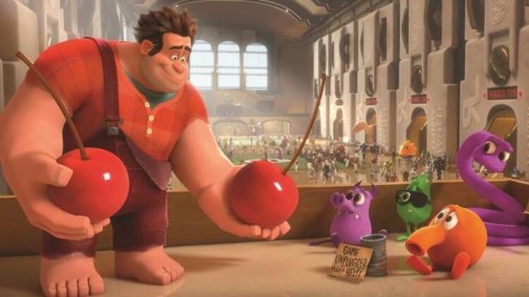 ''Oyunbozan Ralph'' ile eğlenceye hazır mısınız?