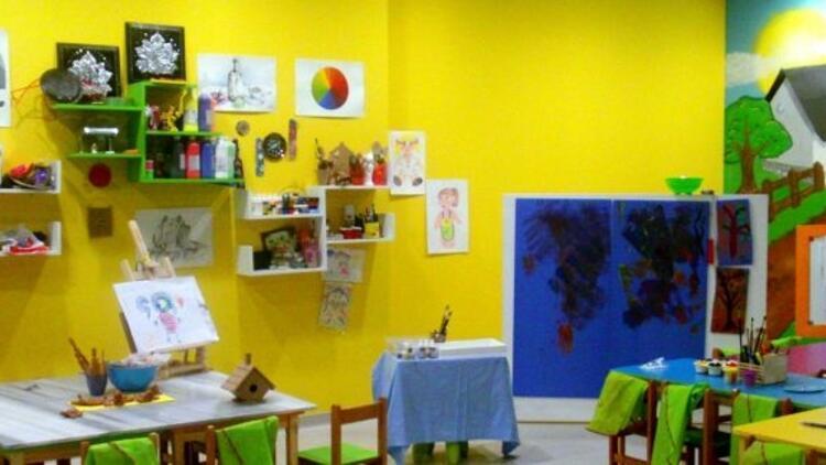 Pixxo Çocuk Sanat Atölyesi çalışmaları