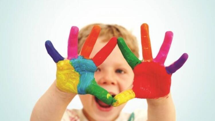 """Çocuklar """"Brunchart"""" ile modern sanatla buluşuyor"""