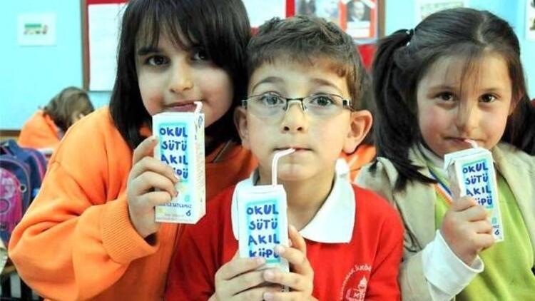 Okul sütü için önleminizi alın!