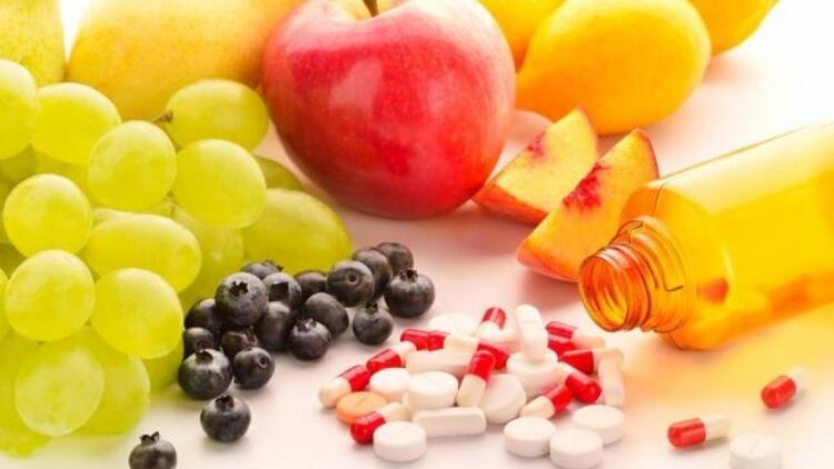Gereksiz alınan vitaminler kanser yapabilir!