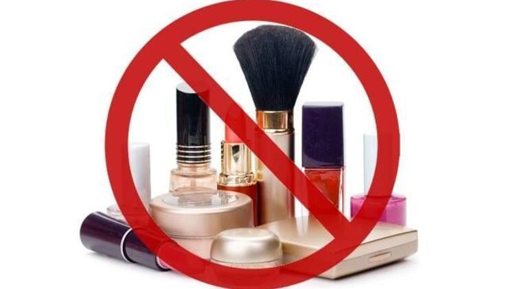 Taklit kozmetik ürünleri giderek artıyor