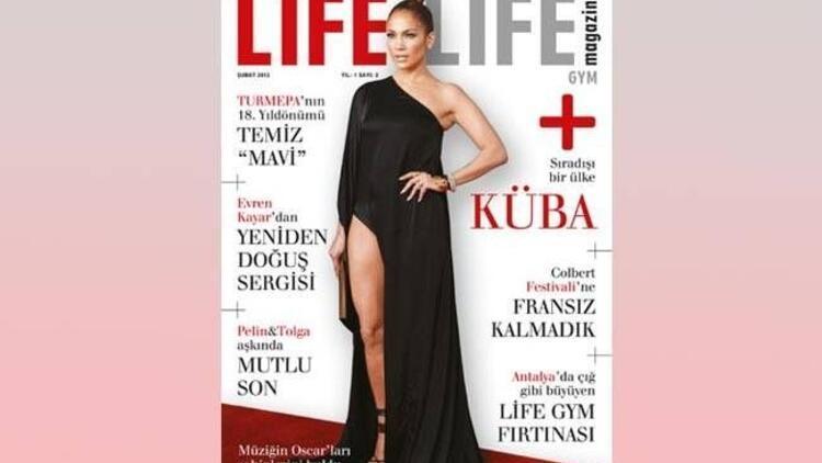 Sosyete ve cemiyet hayatının yeni dergisi sizlerle!