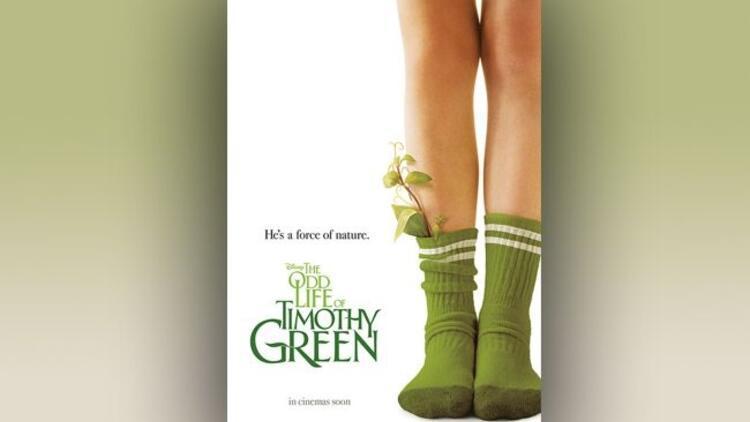 ''Timothy Green'in Sıra Dışı Yaşamı'' vizyonda!