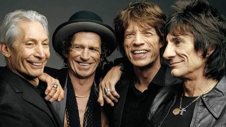 The Rolling Stones ile muhteşem bir akşam!