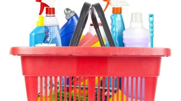 Ev temizliğinde kullanılacak malzemelere dikkat!
