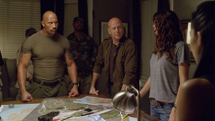 Bruce Willis ''Misilleme'' ile beyaz perdede!