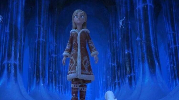 ''Karlar Kraliçesi'' beyaz perdede!