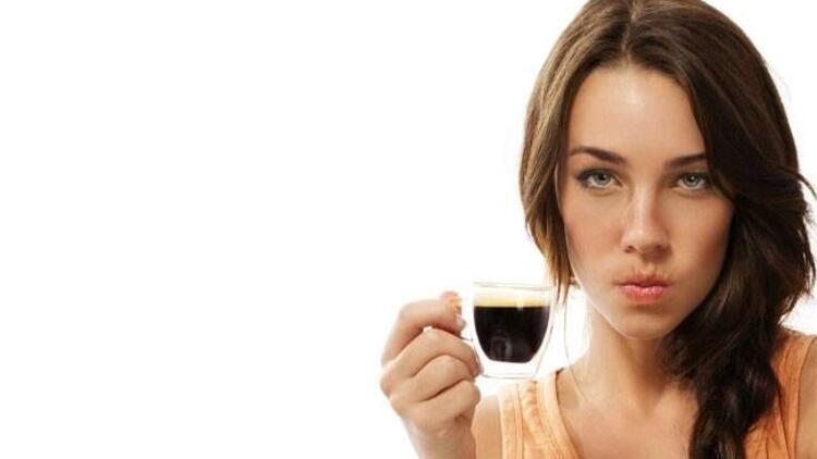 Kızgınsanız koyu kahve içmeyin!