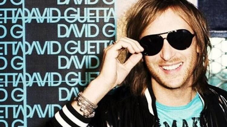 House müziğin fenomeni David Guetta İstanbul'da!