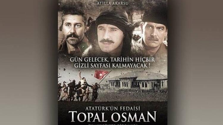 ''Atatürk'ün Fedaisi Topal Osman'' sinemalarda!