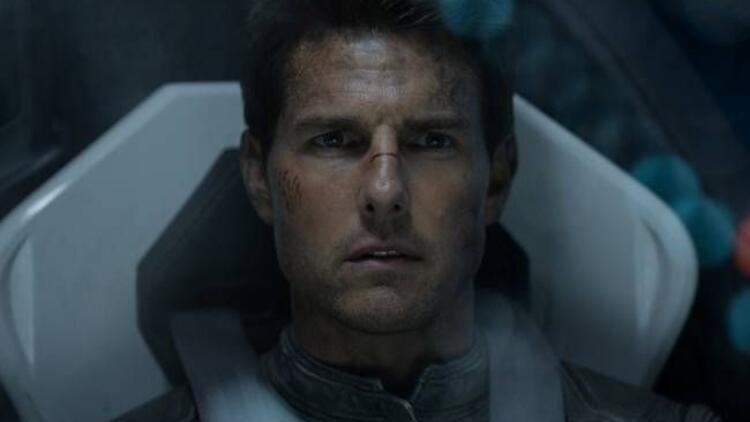 Tom Cruise'un yer aldığı ''Oblivion'' vizyonda!