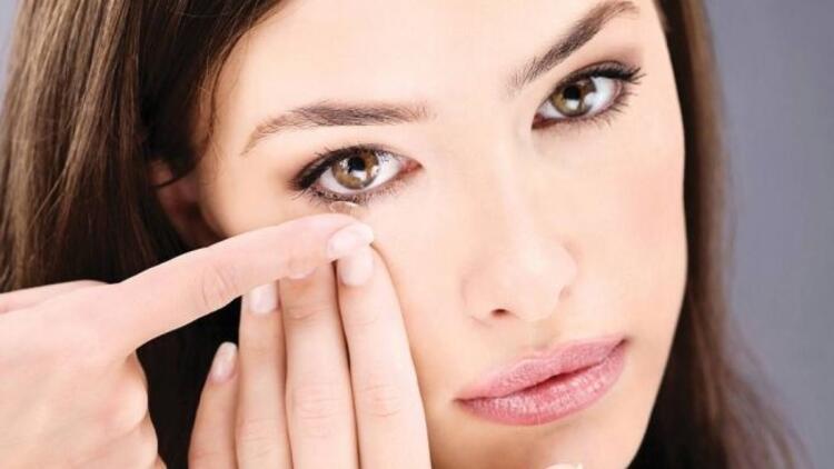 İnternetten kontakt lens satın almak riskli