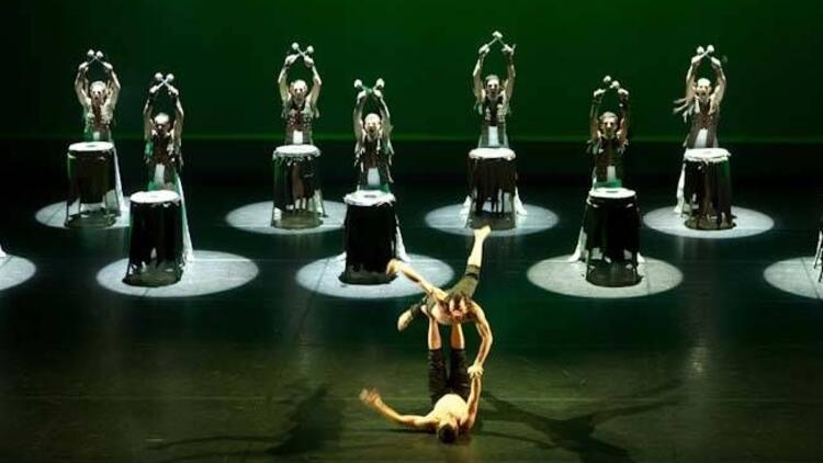 ''Shaman Dance Theatre'' Antalya'da sahne alıyor!