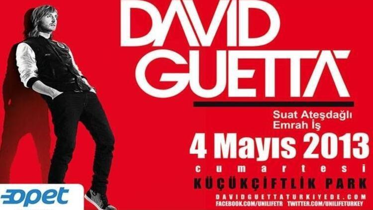 David Guetta hayranlarına mükemmel haber!