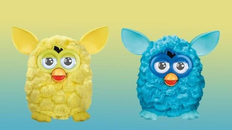Yeni Furby 23 Nisan'da çocuklarla buluşuyor!