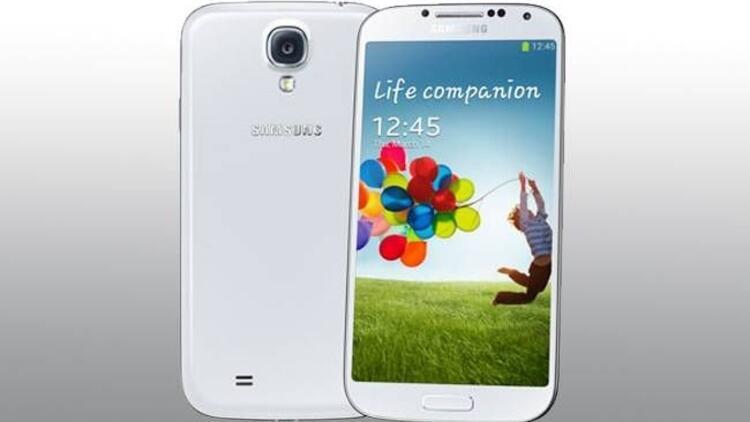 Merakla beklenen Samsung Galaxy S4 Türkiye'de!