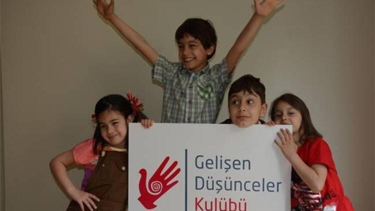 Yaratıcı çocuklar ''Yaz Okulu'' buluşması