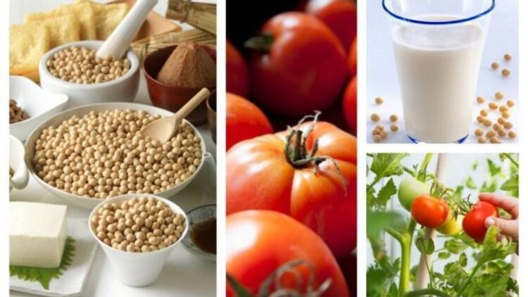 Soya ve domatesin mucize etkisi
