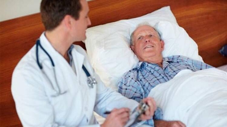 Prostat kanserine robotik yöntemle müdahale