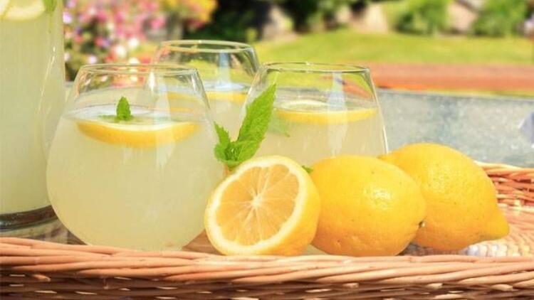 Limonata, böbrek taşı oluşumunu engelliyor